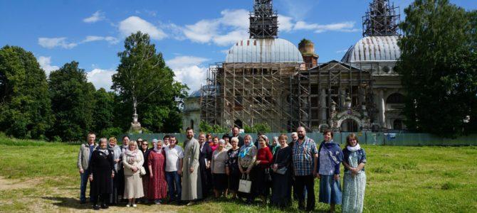 Однодневное приходское паломничество по святыня Волоколамской земли