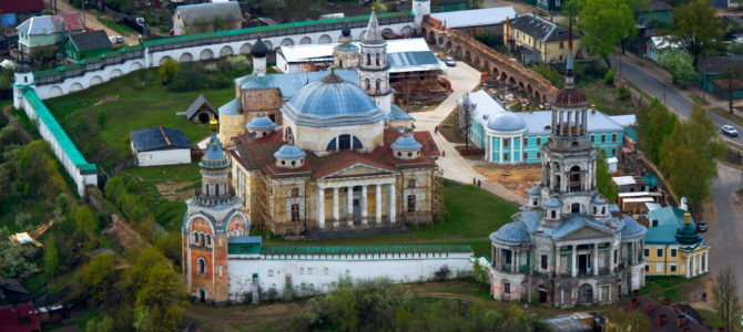 Приглашаем в Паломничество ко святыням Торжка (Тверская область)