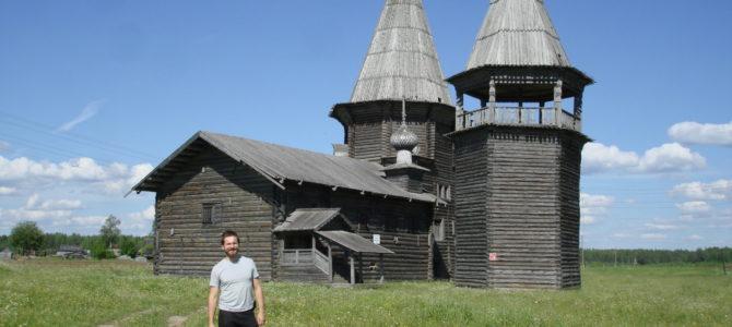 Паломничество Каргополь. Кенозеро. Деревянные храмы Русского Севера