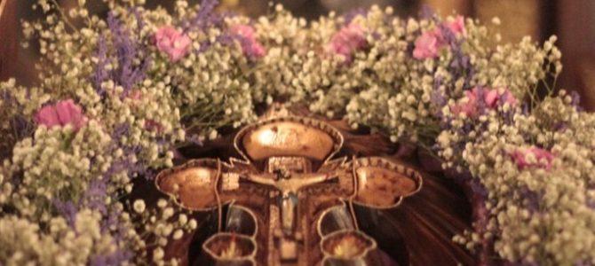 Неделя Крестопоклонная-малый престольный праздник нашего храма!